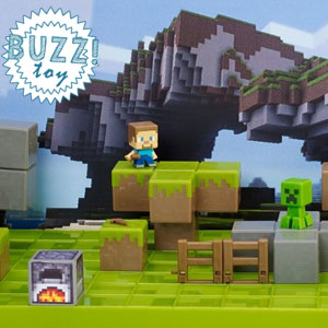 Minecraft Stop-Motion Animation Studio