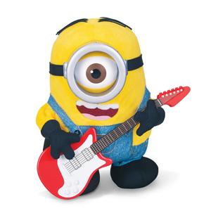 Minions Rock 'N Roll Stuart