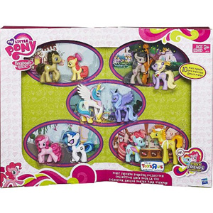 Magic Pony Friends Collection