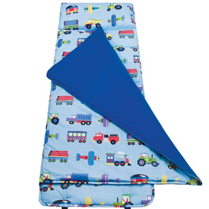 Wildkin Trains, Planes and Trucks Nap Mat