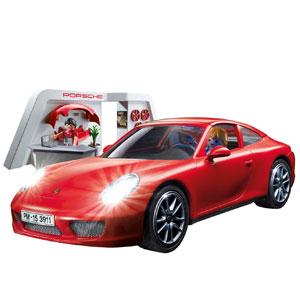 PLAYMOBIL Porsche 911 Carrera S Building Kit
