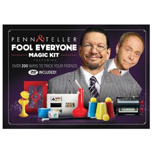 Penn & Teller Fool Everyone Magic Kit