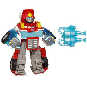 Playskool Heroes Transformers Rescue Bots Energize Heatwave