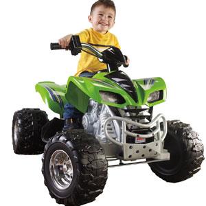 Power Wheels Kawasaki