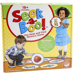 MindWare Seek-a-Boo Game