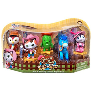 Sheriff Callie's Figure Pack