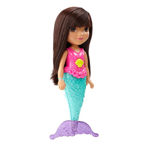 Sparkle & Swim Mermaid Dora