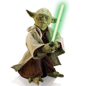 Star Wars Legendary Jedi Master Yoda