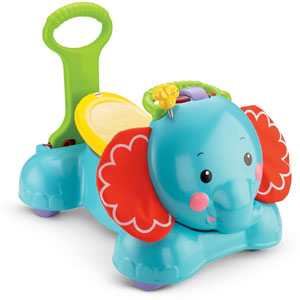 Fisher-Price 3-in-1 Elephant
