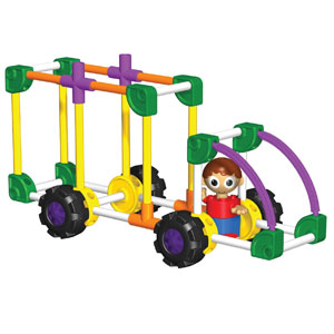 Tinkertoy Vehicles
