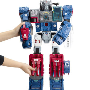 Transformers Generations Titan Class Fortress Maximus