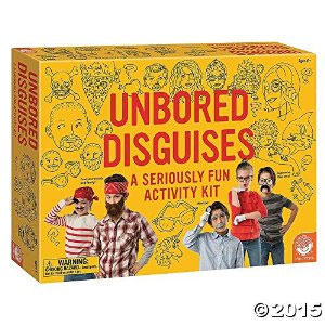 Unbored Disguises