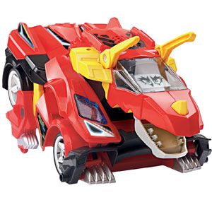 RC Triceratops Vehicle