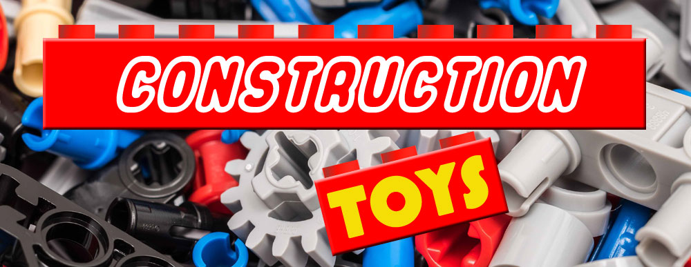 construction toys collection