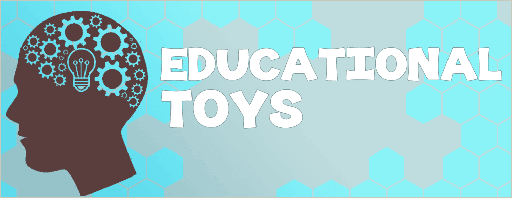 Educational Toys for 3 Year Old Boys