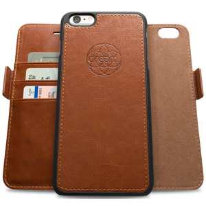 Dreem iPhone 6/6s Plus Fibonacci Wallet Case