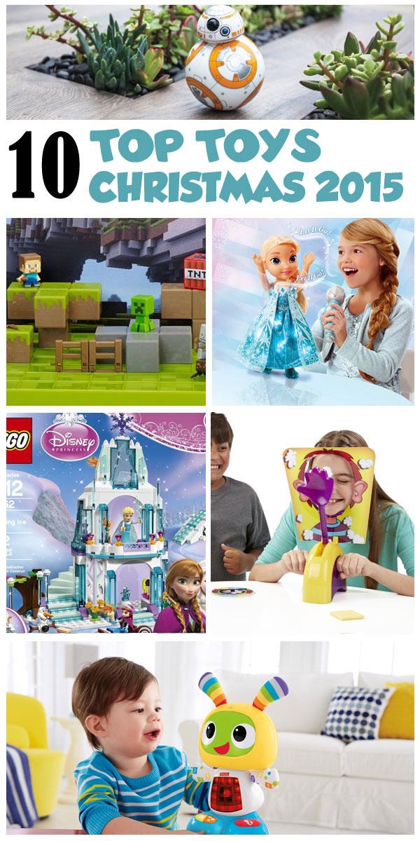 Top Ten Toys This Christmas : Top christmas toys toy buzz