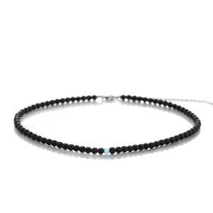 Benevolence LA Beaded Water Drop Choker Necklace