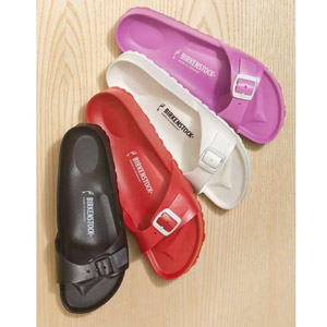Birkenstock Essentials Madrid Slide Sandal
