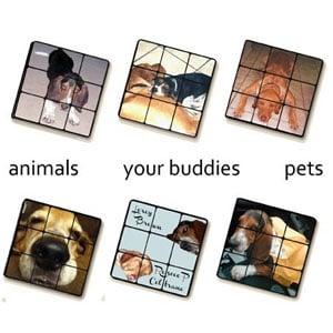Custom Photo Puzzle Cube