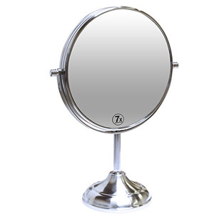 Decobros 8-inch Tabletop Vanity Mirror