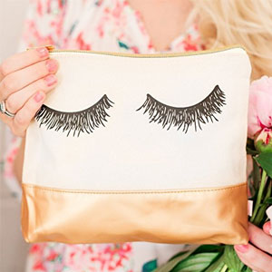Eyelash Dreamer Makeup Bag
