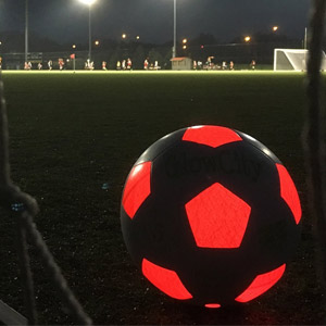 Glow City Light Up LED Soccer Ball