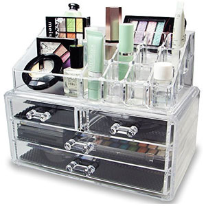 Ikee Makeup Storage Box
