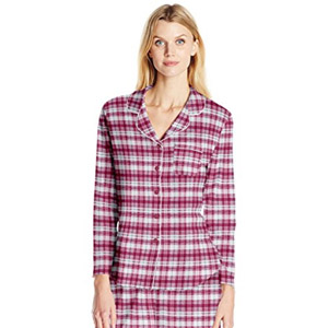 Karen Neuburger Long-Sleeve Girlfriend Pj Set