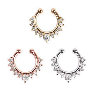 Kredy Septum Faux Piercing Jewelry