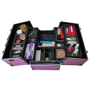 Lenubo Makeup Train Case