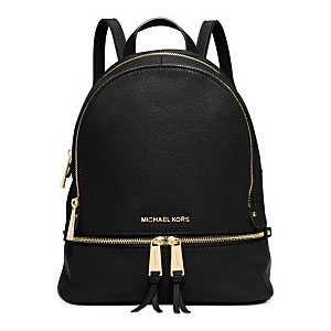 Michael Kors Rhea Zip Small Backpack