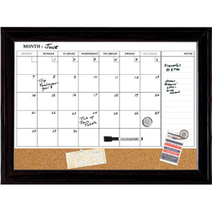 Quartet Dry Erase Calendar Board
