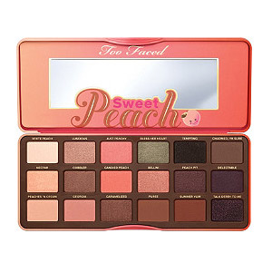Too Face Peach Palette