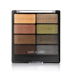 Wet n Wild Eyeshadow Collection Comfort Zone
