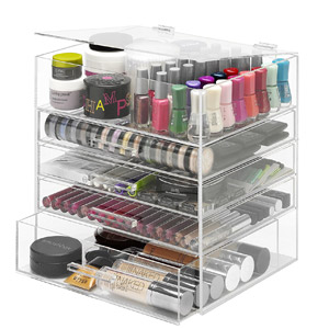 Whitmor 5 Tier Makeup Organizer