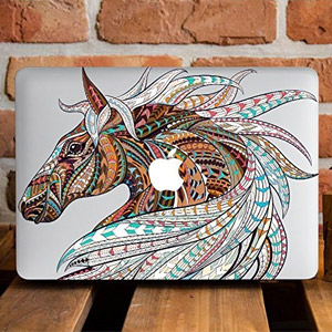 WolfCase Custom Macbook Hard Case