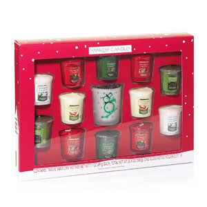 Yankee Candles Christmas Gift Set