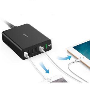 Anker PowerPort 6 USB Hub