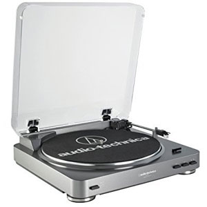 Audio Technica AT-LP60 Turntable System