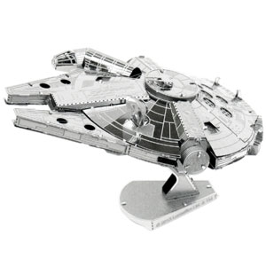 Millennium Falcon Metal Model Kit