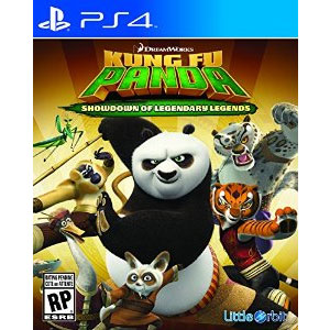 Kung Fu Panda: Showdown