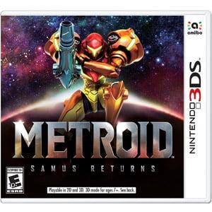 Metroid: Samus fait son retour