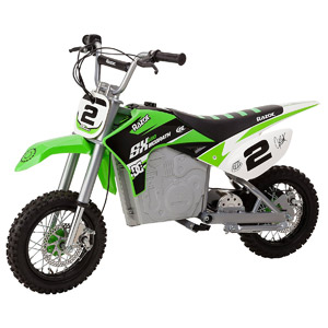 Razor SX500 McGrath Dirt Motocross Bike