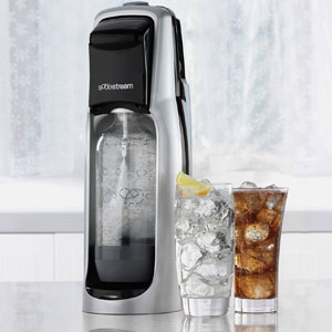 SodaStream Fountain Soda Maker Starter Kit