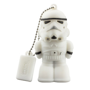 Star Wars Classic Trooper 8 GB USB Drive