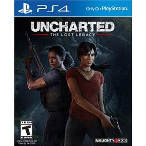 Uncharted: l'héritage perdu