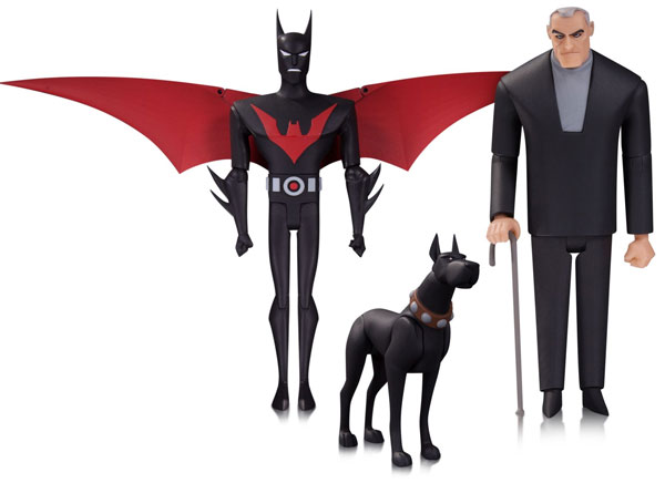 Batman Animated Toy Line Expands in 2016