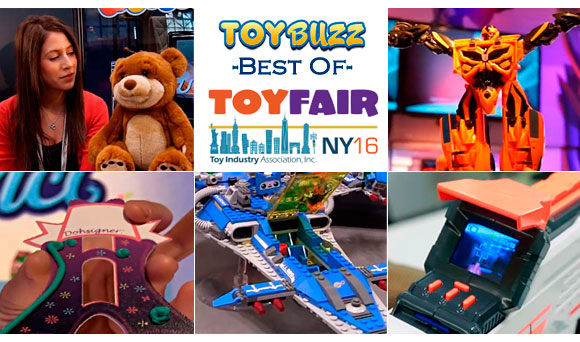 Toy Buzz Best Of The 2016 Toy Fair