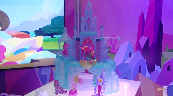 Crystal Empire Playset